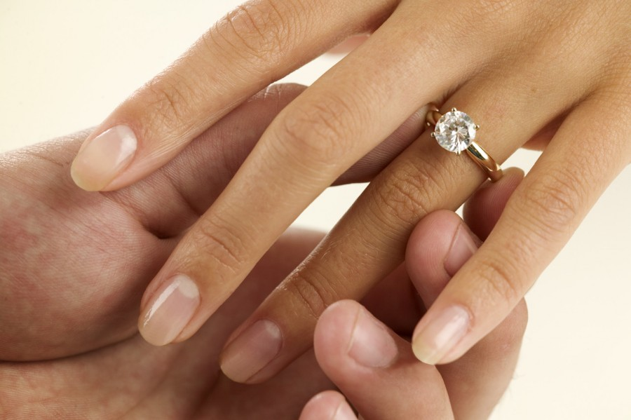 Seeking out the Perfect Engagement Ring