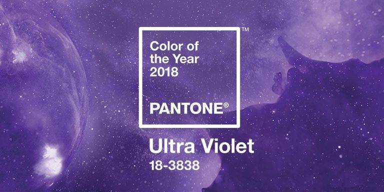 Time for some Ultra Violet Vibes