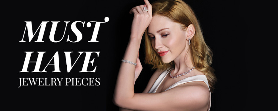 Jewelry pieces every woman should own