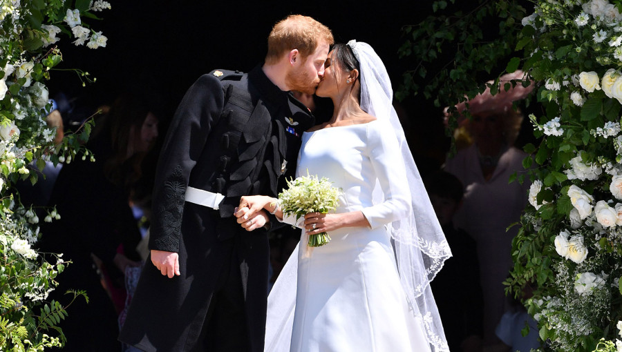 Jewelry from the Royal Wedding