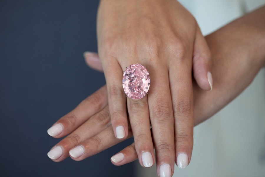 What You Need to Know About Pink Diamond Engagement Rings