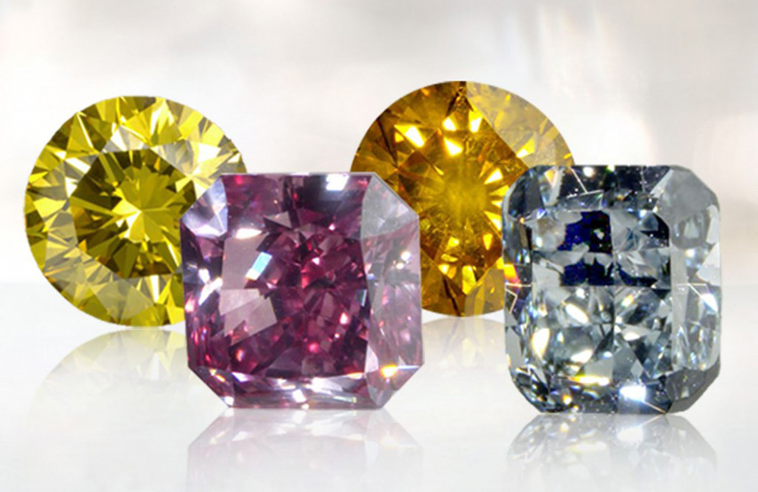 How to Buy Fancy Colored Diamonds