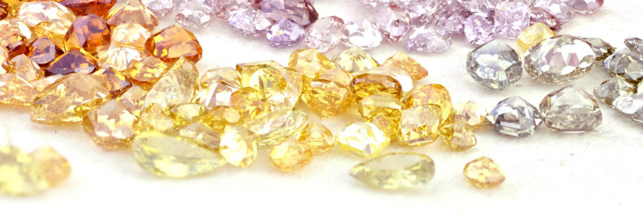 Fancy Colored Diamond Investments: An in Depth Analysis
