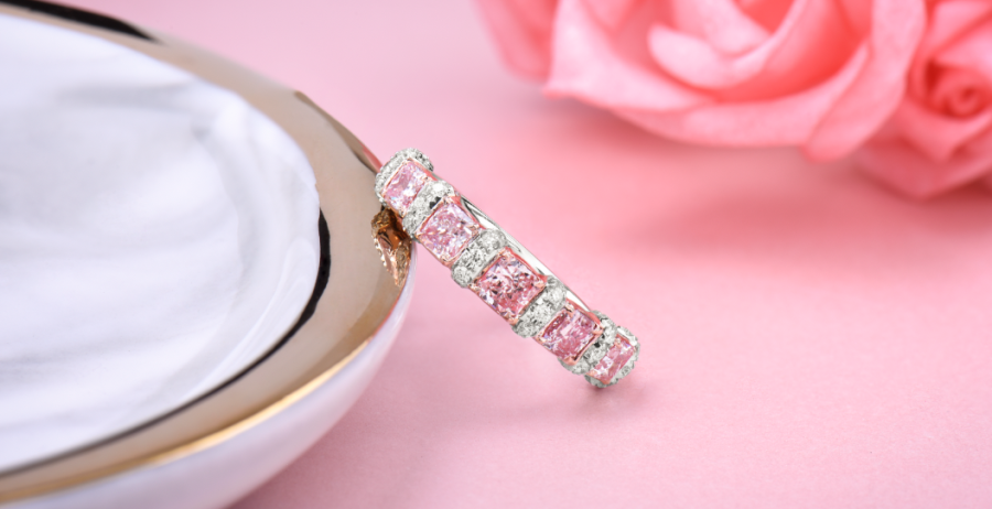 10 stunning natural loose pink diamonds for under 2000$ you don't want to miss!