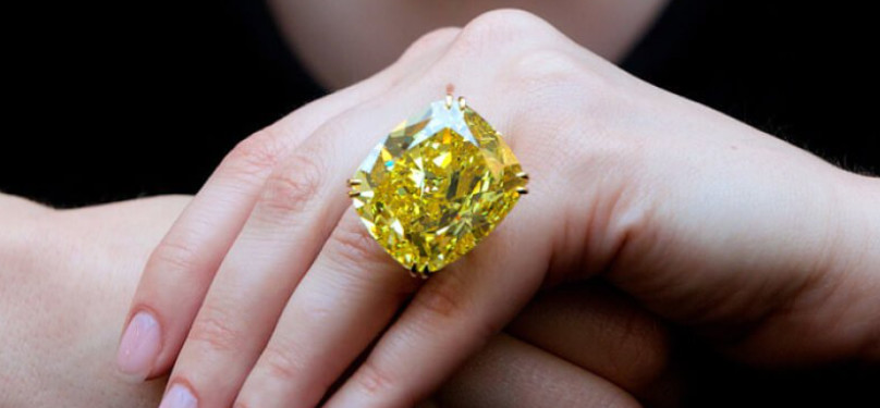 Choosing a Yellow Diamond