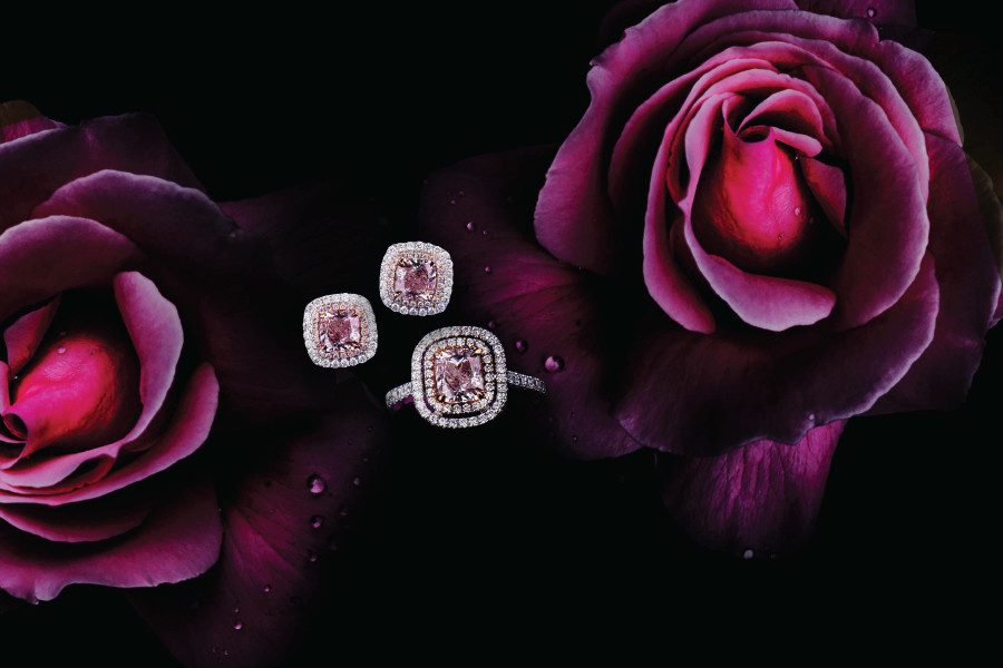 With the Closure of the Argyle Mine, What's Next for Pink Diamond Jewelry?