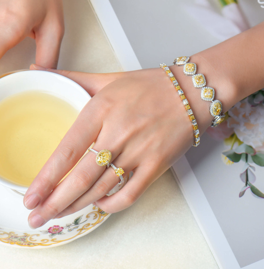 Tennis Bracelets: The Perfect Summer Jewelry Look?