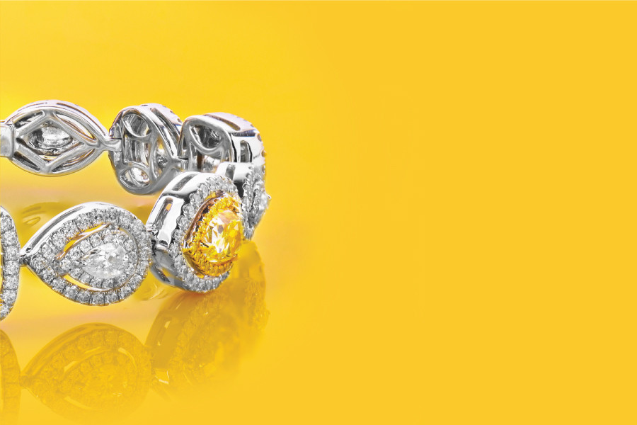Fascinating Facts about Fancy Yellow Diamonds