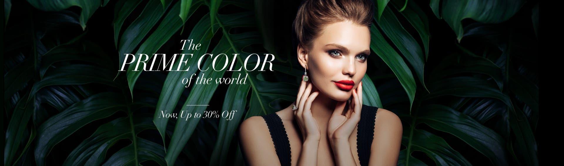 Green Diamond Jewelry Sale