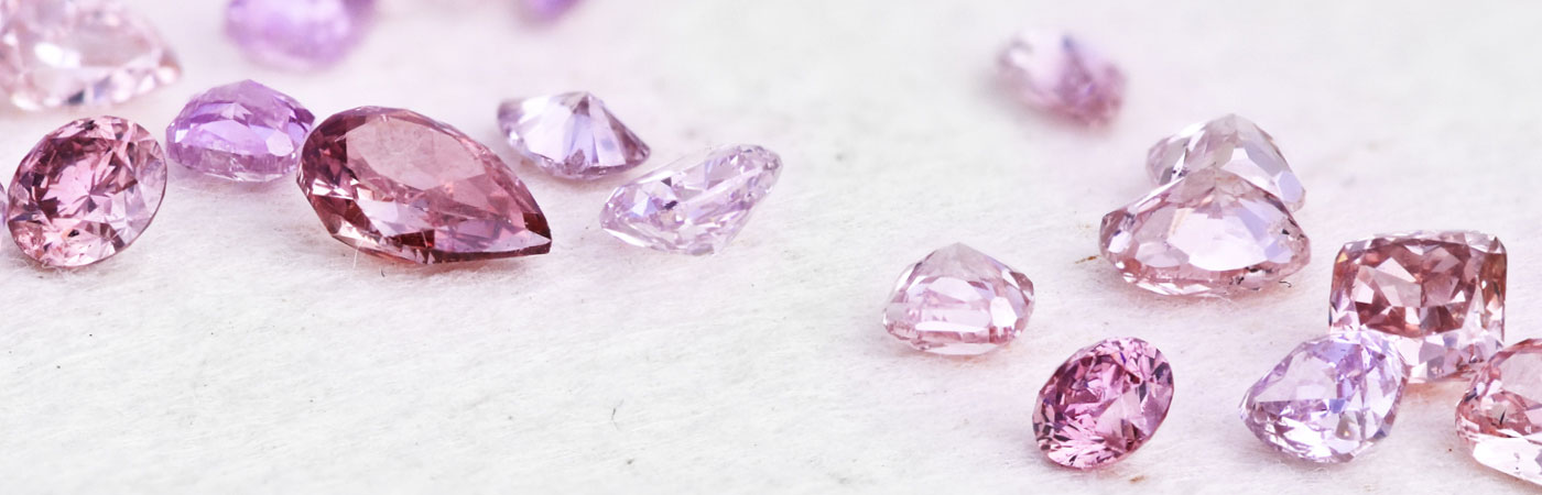 pink diamond natural loose fancy pink diamonds jewelry