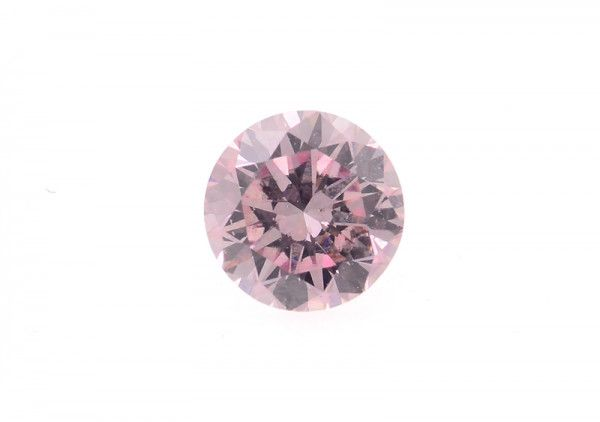 0.29 Carat, Fancy Pink Diamond, Round shape, SI2 Clarity, ARGYLE Certified, 7188410771