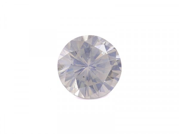 2.47 Carat, Fancy White Diamond, Round shape, GIA Certified, 1176945932