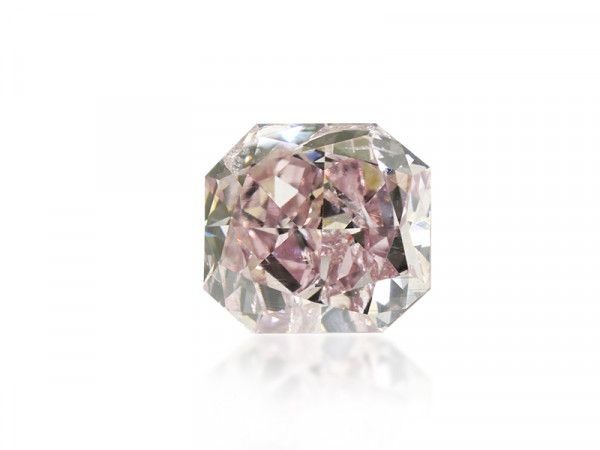 0.87 Carat, Fancy Brownish Pink Diamond, Radiant shape, GIA Certified, 2171053060
