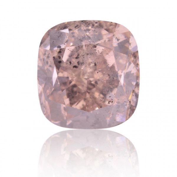 1.36 Carat, Fancy Pink Brown Diamond, Cushion shape, GIA Certified, 2165673266