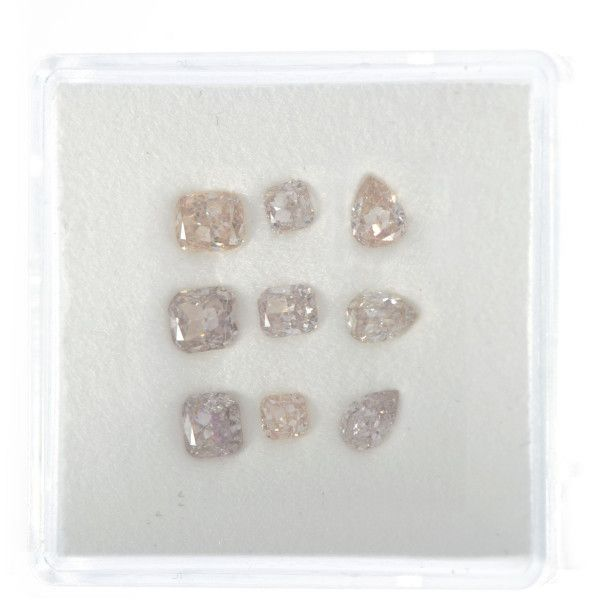 1.19 Carat MIX Diamond, Mix shape