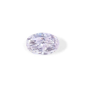 0.51 Carat, Very Light Pink Diamond, Oval shape, SI1 Clarity, GIA Certified, 5171447451