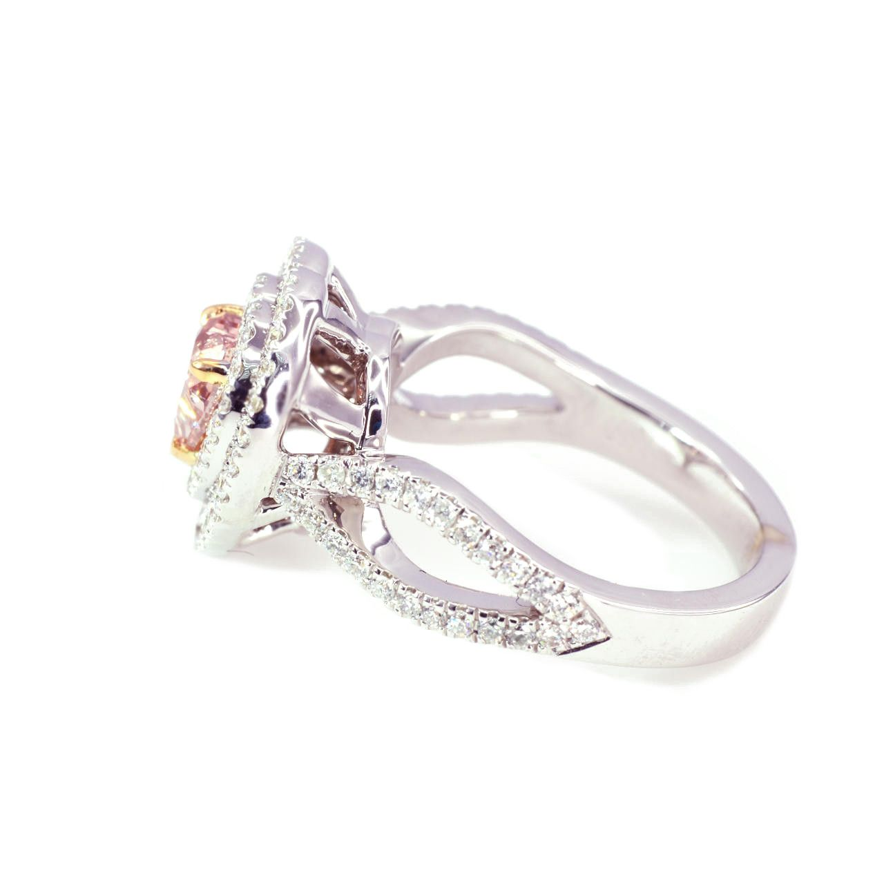 shaped engagement blog introducing shape rings ritani heart diamond