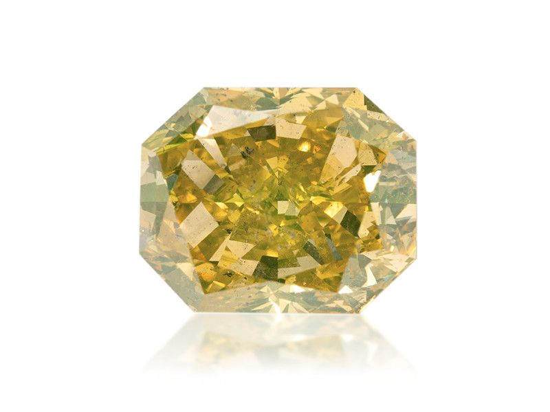 yellow fancy diamond finesse diamonds brownish greenish corporation deep carat