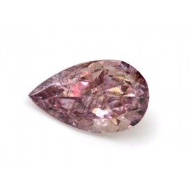 2.01 Carat, Fancy Brownish Purple Diamond, Pear shape, I1 Clarity, GIA Certified, 15639890