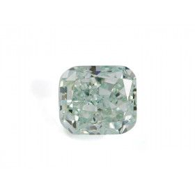 1.79 Carat, Fancy Blue Diamond, Radiant shape, SI1 Clarity, GIA Certified, 2175535756