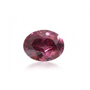 0.29 Carat, Fancy Purplish Red Diamond, Oval shape, ARGYLE Certified, 5191984836