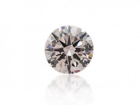 0.32 Carat, Fancy Light Pink Diamond, Round Modified shape, SI2 Clarity, ARGYLE Certified, 5171480315