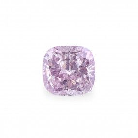 1.12 Carat, Fancy Purple Pink Diamond, Cushion shape, I1 Clarity, GIA Certified, 2205977571