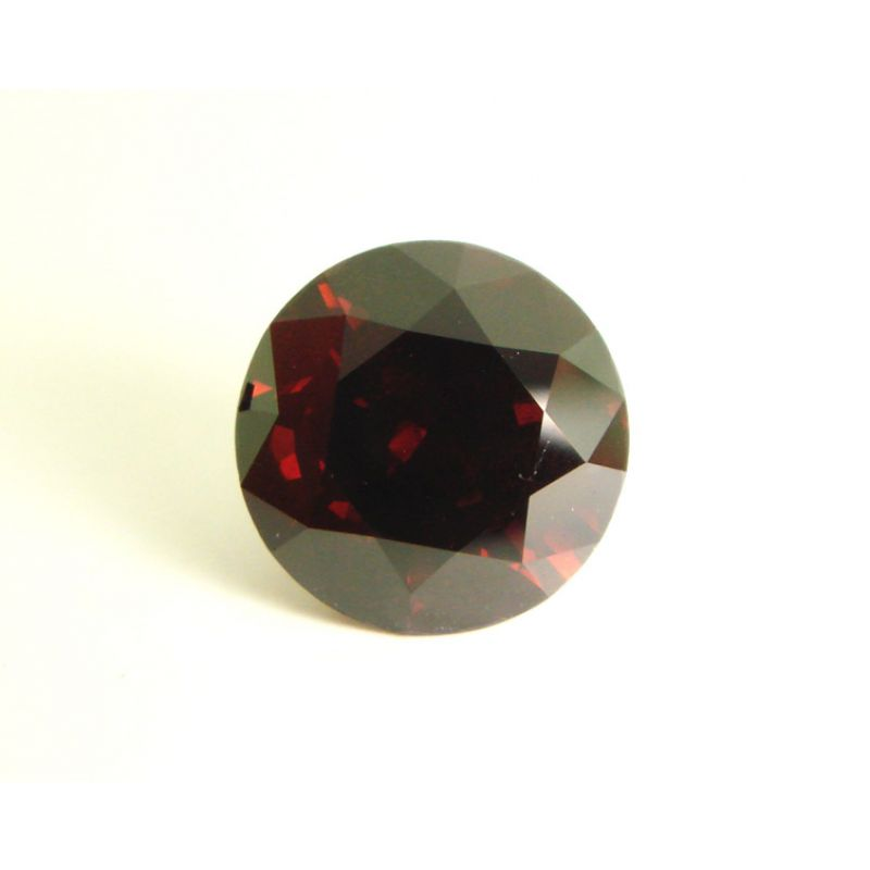 1.42 Carat, Fancy Reddish Brown Diamond, Round shape, SI2 Clarity, GIA Certified, 15214790