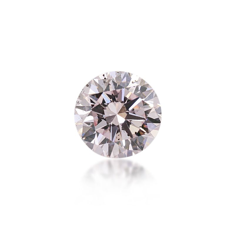 0.29 Carat, Fancy Purplish Pink Diamond, Round shape, SI1 Clarity, ARGYLE Certified, 2173045100