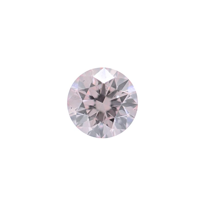 0.26 Carat, Fancy Pink Diamond, Round shape, ARGYLE Certified, 1182354983