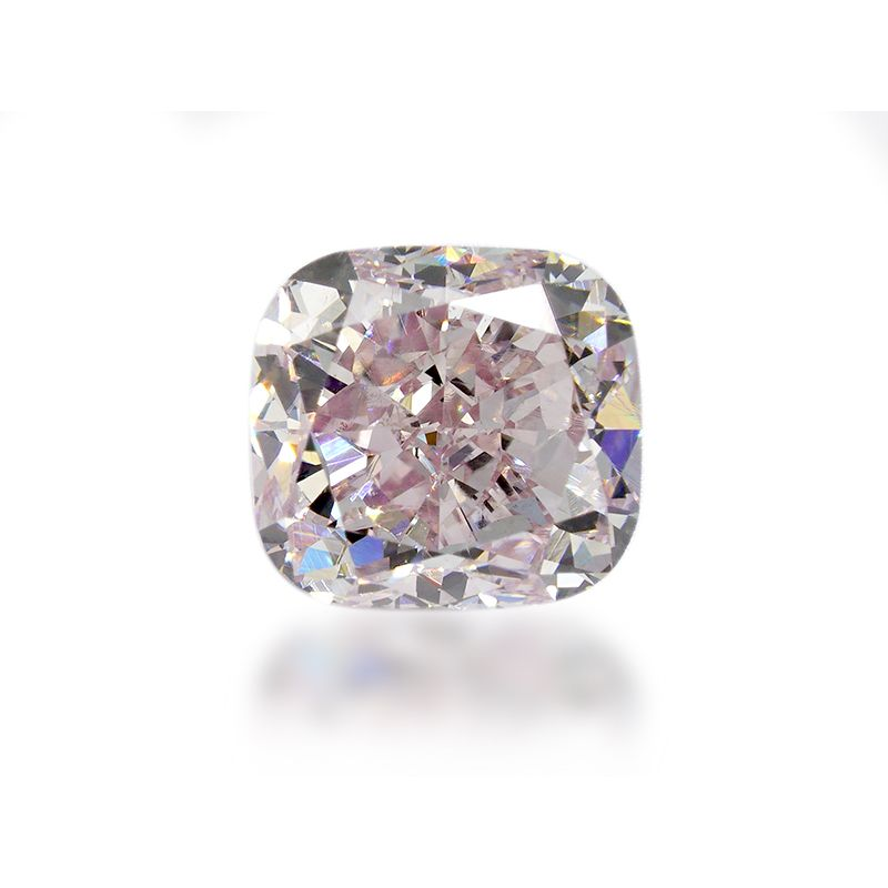 0.84 Carat, Fancy Pink Diamond, Cushion shape, VS2 Clarity, GIA Certified, 2193321842