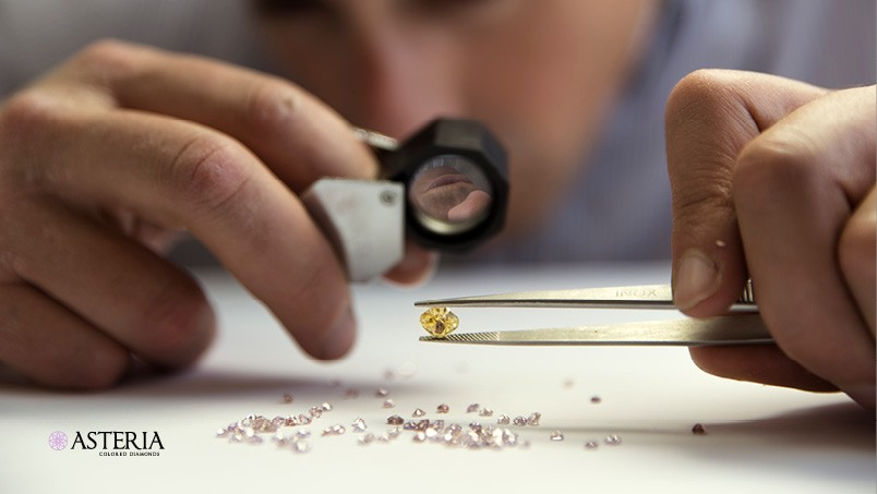 ​Colored diamond soaring prices: A growing demographic of ultra rich investors
