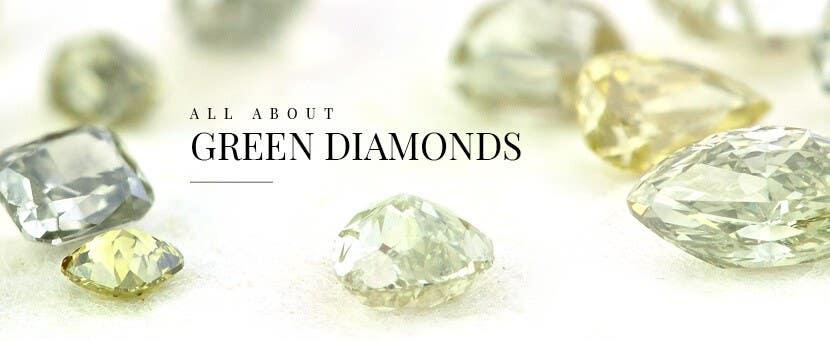 Natural Green Diamonds Guide: Prices, authenticity, history & more | Asteria Colored diamonds
