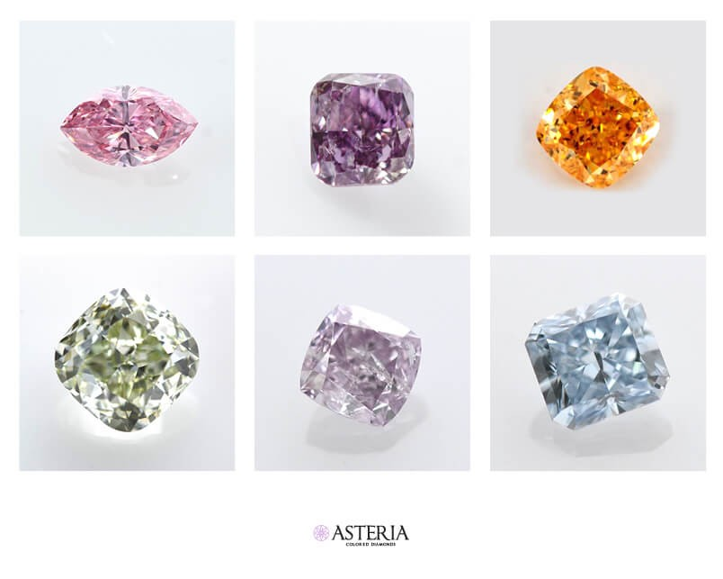 Colored diamonds Wiki: The great mystery of natural colored diamonds simplified
