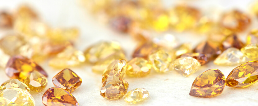 Natural loose orange diamond prices By Carat, Clarity & Cut