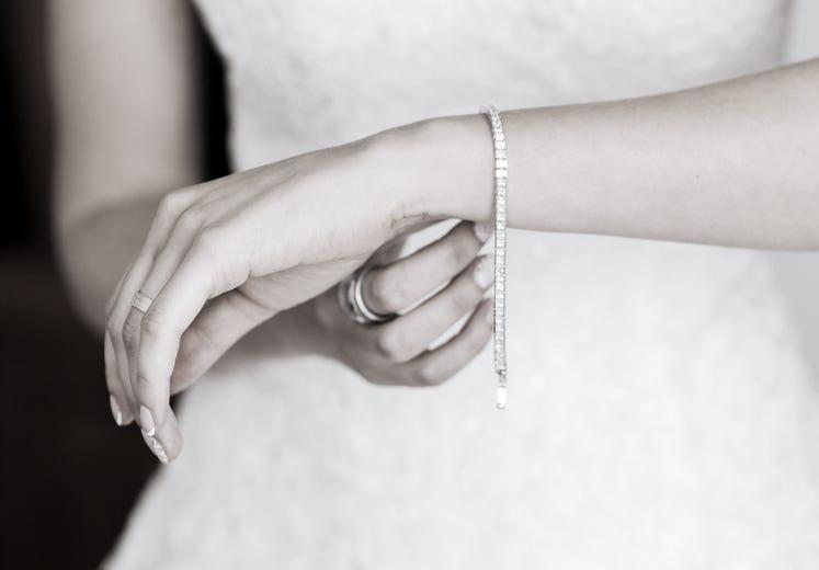 Colored Diamonds Bracelets