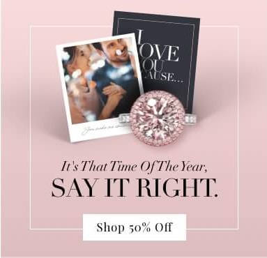 Valentines day sale - up to 50% Off