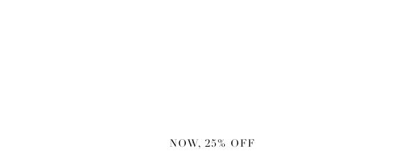 Holidays Jewelry Sale - 25% off