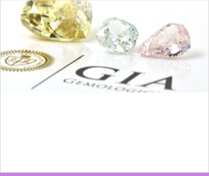 Original GIA Diamonds Certificate