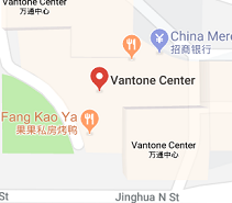 Beijing office map