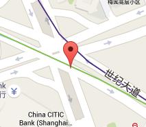 Shanghai Diamond Exchange office map 2