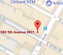 United states office map NY